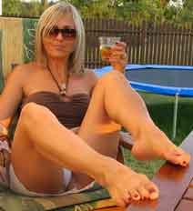 female from Knife River, Minnesota