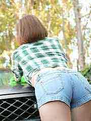 a girl living in Farmington, Illinois